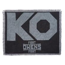 Kevin Owens Tapestry Throw Blanket
