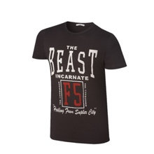 "Brock Lesnar ""The Beast Incarnate"" T-Shirt"