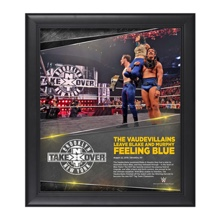 The VaudeVillains NXT TakeOver: Brooklyn 15 x 17 Photo Collage Plaque