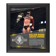 Finn Bálor NXT TakeOver: Brooklyn 15 x 17 Photo Collage Plaque