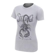 "Sting ""Rise of Vigilance"" Women's Authentic T-Shirt"