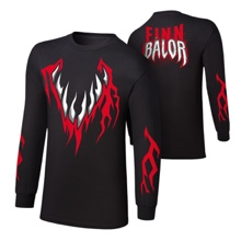 "Finn Bálor ""Catch Your Breath"" Youth Long Sleeve T-Shirt"