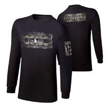 """Dean Ambrose """"Ambrose Asylum"""" Long Sleeve T-Shirt"""