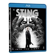 Sting: Into The Light Blu-ray
