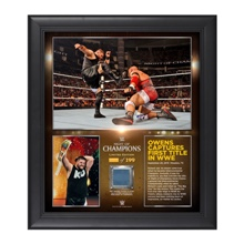 Kevin Owens Night of Champions 2015 15 x 17 Photo Collage Plaque