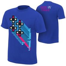 """Xavier Woods """"UpUpDownDown"""" T-Shirt"""