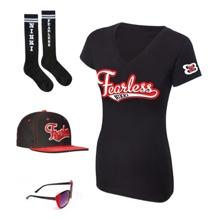 """Nikki Bella """"Fearless Nikki"""" Women's T-Shirt Package"""