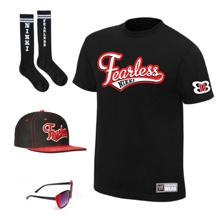 "Nikki Bella ""Fearless Nikki"" Youth T-Shirt Package"