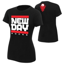 """The New Day """"New Day Rocks"""" Women's Authentic T-Shirt"""