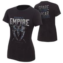 """Roman Reigns """"Roman Empire"""" Women's Authentic T-Shirt"""