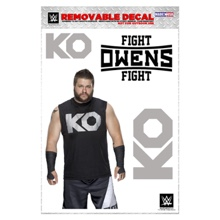 Kevin Owens Removeable Decal