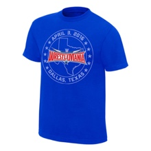 "WrestleMania 32 ""Dallas, TX"" T-Shirt"