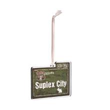 """Brock Lesnar """"Suplex City"""" Logo Ornament"""