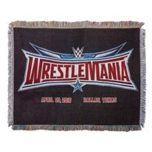 WrestleMania 32 Tapestry Blanket