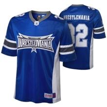 WrestleMania 32 Football Jersey