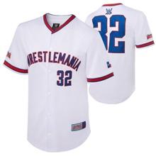 WrestleMania 32 Baseball Jersey