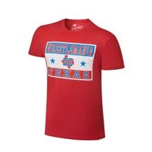 "WrestleMania 32 ""Texas"" Red T-Shirt"