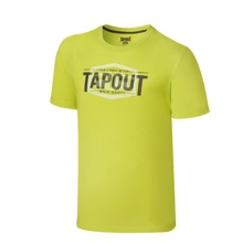 """Tapout """"Motivated"""" Lime Green T-Shirt"""