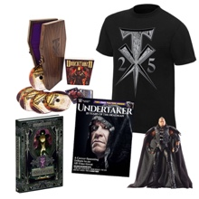 """The Undertaker """"25 Years"""" Commemorative Youth T-Shirt Package"""