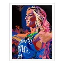 Charlotte 11 x 14 Art Print