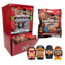 WWE TeenyMates Figure Pack