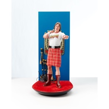 "Rowdy"" Roddy Piper Immortal Moments Collection Statue"
