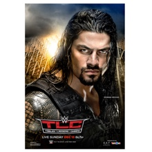 WWE TLC 2015 Event Poster