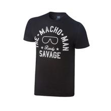 """Randy Savage """"The Macho Man"""" Vintage T-Shirt"""