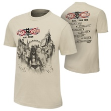 NXT UK Tour 2015 T-Shirt