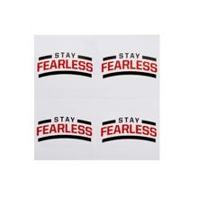 """Nikki Bella """"Stay Fearless"""" Tattoos"""