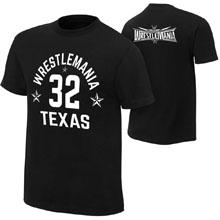 "WrestleMania 32 ""The Showcase"" T-Shirt"