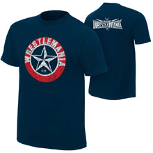 "WrestleMania 32 ""Lone Star"" T-Shirt"