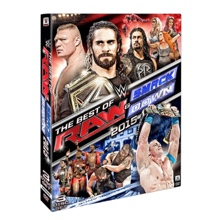 """""""WWE SuperStarsâ€� – The Best of Raw and SmackDown 2015"""