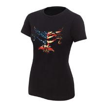 """Brock Lesnar """"American Pride"""" Women's T-Shirt"""