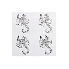 "Sting ""Scorpion"" Tattoos"