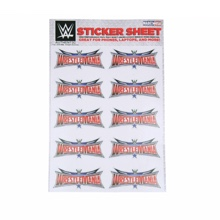 WrestleMania 32 Sticker Sheet