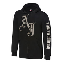 "AJ Styles ""I am Phenomenal"" Lightweight Youth Hoodie Sweatshirt"