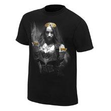 """Sasha Banks """"The BOSS"""" T-Shirt"""