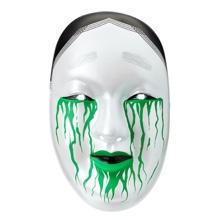 Asuka Green Plastic Mask