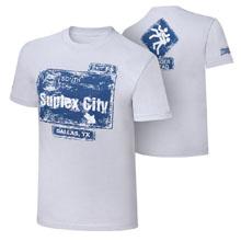 "Brock Lesnar ""Suplex City: Dallas, TX"" WrestleMania 32 Edition T-Shirt"