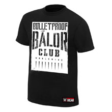 "Finn Bálor ""Bulletproof Bálor Club"" Youth Authentic T-Shirt"