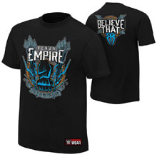 "Roman Reigns ""Spare No One, Spear Everyone"" Authentic T-Shirt"