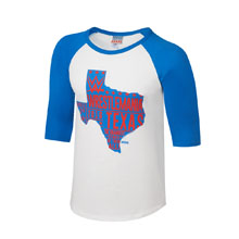 WrestleMania 32 Vintage Raglan T-Shirt