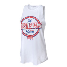 WrestleMania 32 Vintage Women's Tank Top