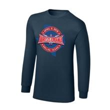"WrestleMania 32 ""Dallas, TX"" Long Sleeve T-Shirt"
