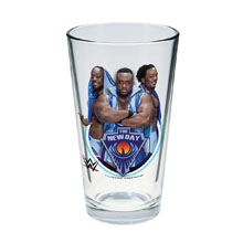 The New Day Toon Tumbler Pint Glass