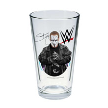 Sting Toon Tumbler Pint Glass