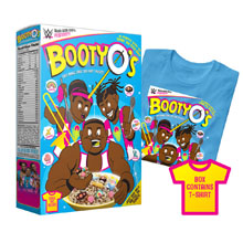 "The New Day ""Booty-O's"" Youth T-Shirt & Collectible Box"