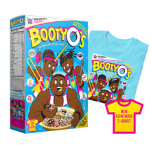 """The New Day """"Booty-O's"""" Women's T-Shirt & Collectible Box"""