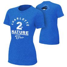 "Charlotte ""2nd Nature"" Women's Authentic T-Shirt"